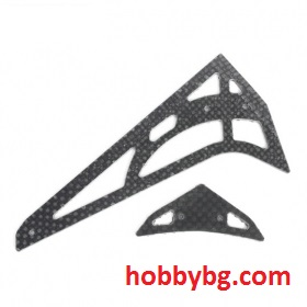 horizontal/vertical tail fin