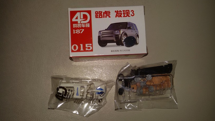 LAND ROVER HO 1/87 Kit