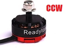Readytosky RS2205 2300KV CCW безчетков мотор обратно на часовника